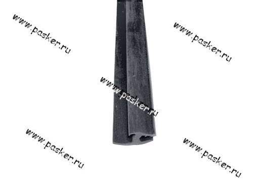 """Автозапчасти: Уплотнитель лобового стекла 2110 верхняя часть Балаково -  """"Паскер 52 """" ."""