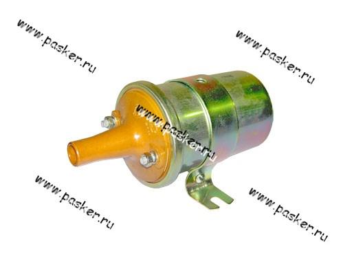 Катушка зажигания выглядит так. причем это катушка для бесконтактного зажигания Б116... для контактного применяется...