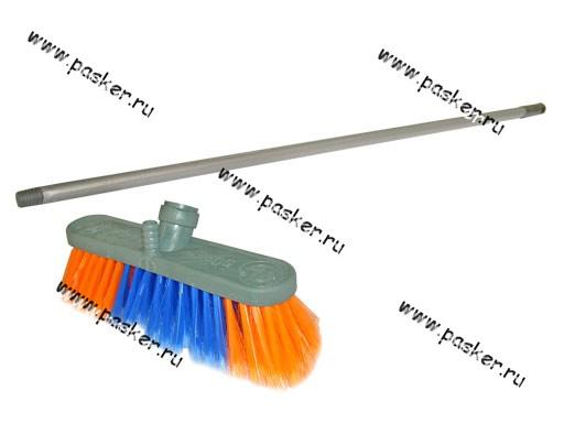 Щетка для мытья а/м с длинной ручкой