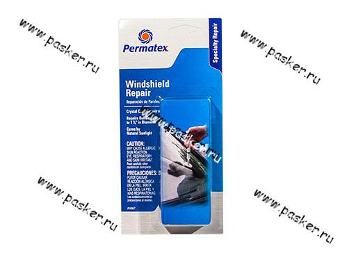 Клей PERMATEX 16067 4,8гр BULLS EYE для ремонта ветровых стекол