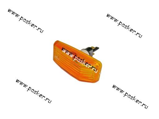Повторитель 2108-099 желтый с лампочкой
