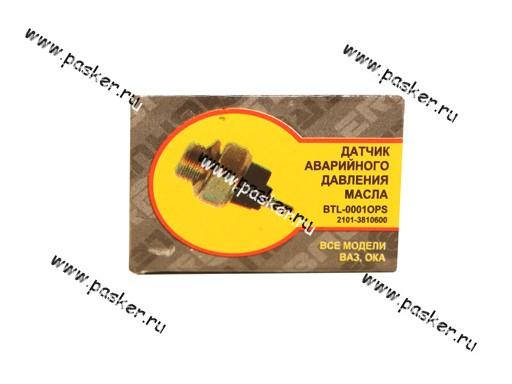 Датчик давления масла ВАЗ все модели,ОКА ММ-120Д BAUTLER BTL-0001OPS