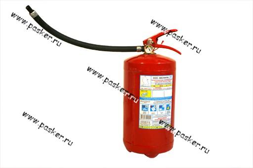 Огнетушитель ОП-4 4кг металл Меланти