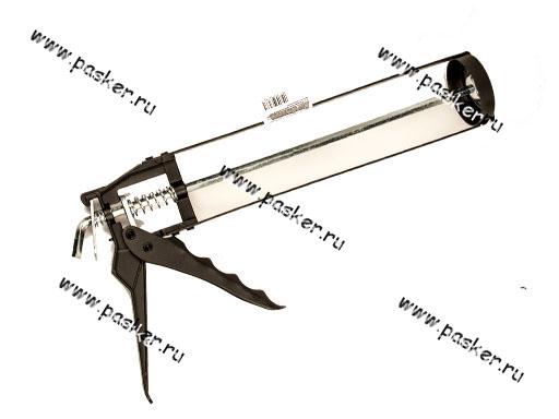 Пистолет для герметика скелетообразный 886125