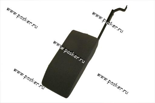 Подлокотник декоративный 2108-099, 2113-15 на кронштейне ткань