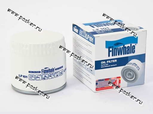 Фильтр масляный 2101-07 Finwhale LF101