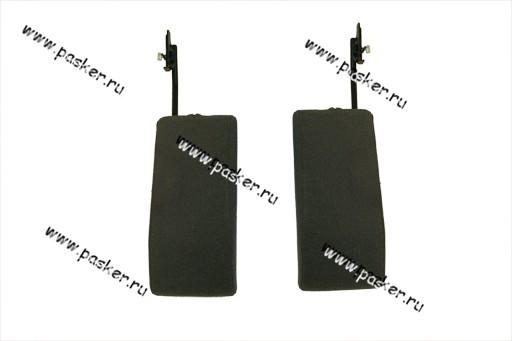 Подлокотник декоративный 21213-214 на кронштейне двойной ткань