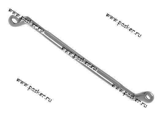 Ключ накидной  6х7 KRAFT 700538