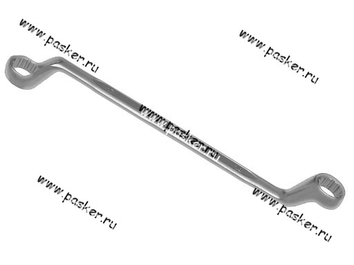 Ключ накидной 16х17 KRAFT 700543