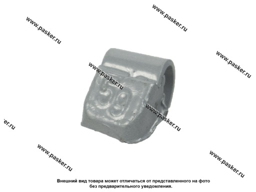 Грузик балансировочный  5гр NORM со скобой