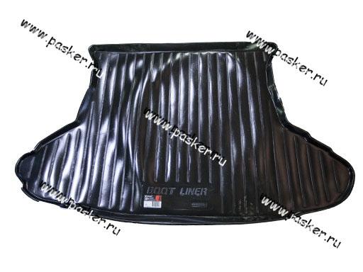 Коврик в багажник 2112 пластик Comfort