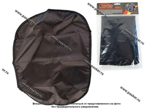 Накидка защитная на спинку переднего сиденья Garde от ног ребенка ткань GTX30