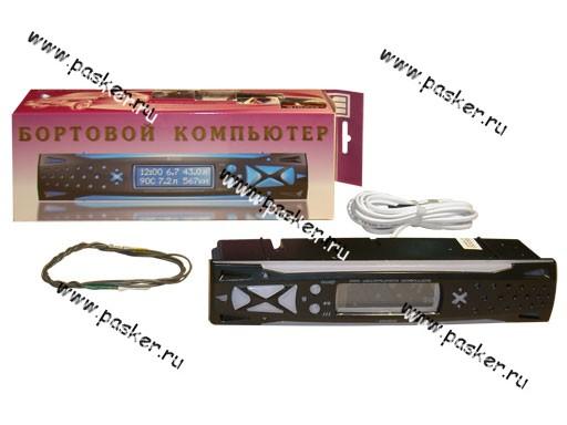 Компьютер маршрутный 21083-099/2115 ШТАТ-115 Х24 RGB