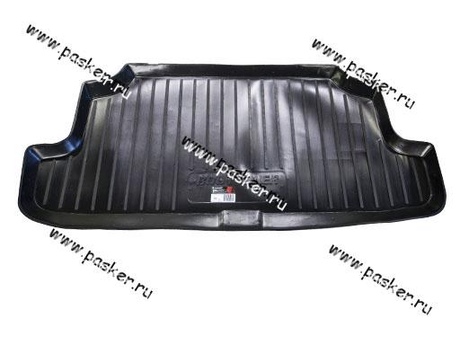 Коврик в багажник 21213 пластик Comfort