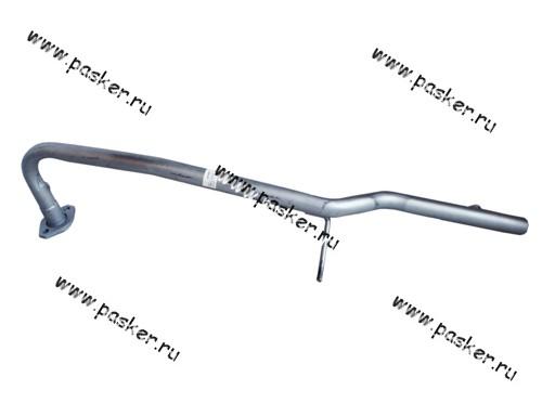 Труба приемная Renault Logan ФОБОС без катализатора под 2 датчика