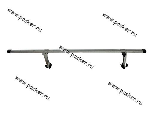Багажник 2101-07 DELTA оцинкованный 2-е поперечины 1,3 м