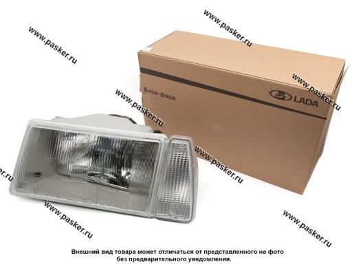 Блок фара 2108-099 ОАТ ОСВАР 931.3711 левая