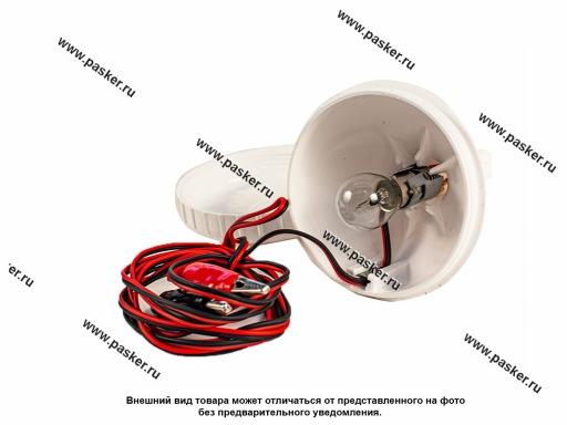 Лампа переноска 12В 5 метров Формула Света