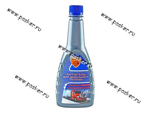 Присадка Антигель Diesel ЭЛТРАНС 340мл на 120-240л