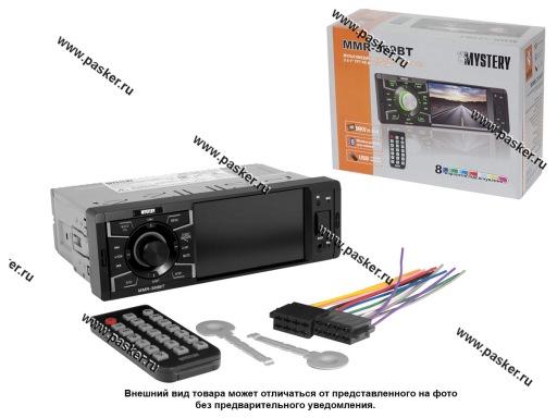 Автомагнитола MYSTERY USB/microSD/Bluetooth с экраном 4 MMR-399BT