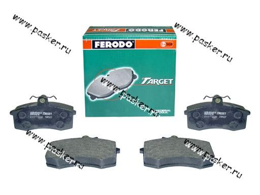 Колодки тормозные 2108-099 передние FERODO TAR527