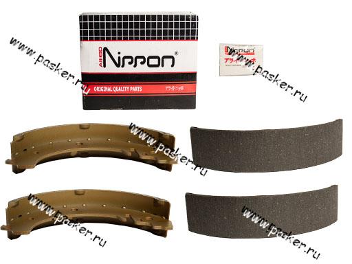 Колодки тормозные 2101-07 2121-213 2123 Chevrolet Niva задние Allied Nipрon ABS1702