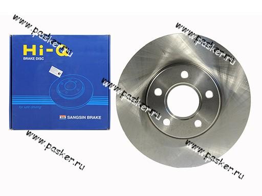 Диск тормозной Ford Focus 2 Sangsin SD5302 передний