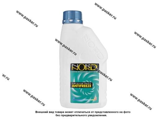 Антифриз NORD-40  1л синий