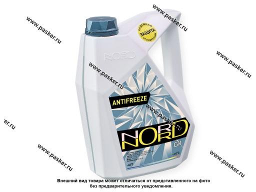 Антифриз NORD-40  3л синий