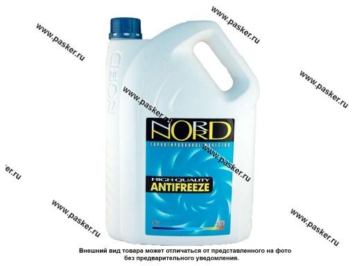Антифриз NORD-40  5л синий
