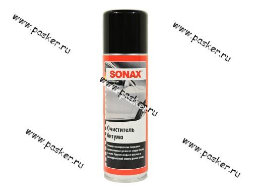 Очиститель кузова от битумных пятен SONAX 300мл аэрозоль
