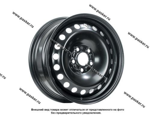 Диск колесный LADA Largus Vesta АвтоВАЗ 15H2/6J/4*100/ЕТ40/d60.1 черный грунт