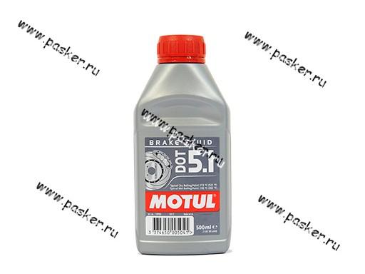 Жидкость Тормозная Motul 500мл Brake Fluid DOT5.1