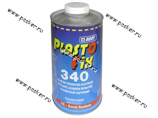 Грунтовка HB BODY Plastofix 340 1л для пластика