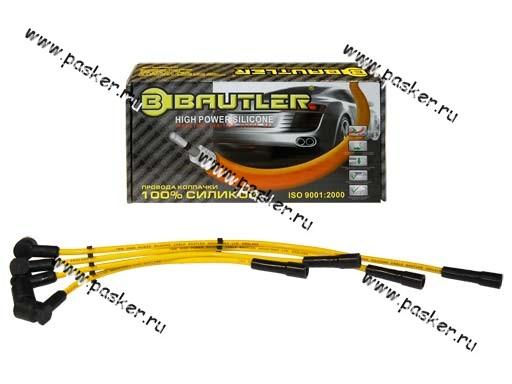 Провода свечные 2108-2111 BAUTLER силикон 8кл inj BTL-0010IW