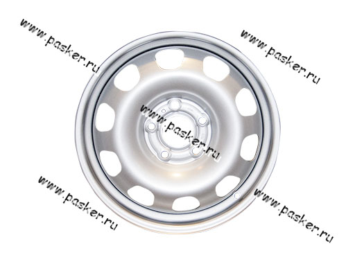 Диск колесный Magnetto 16/6.5J/5*114.3/ET50/d66,1 Renault Duster