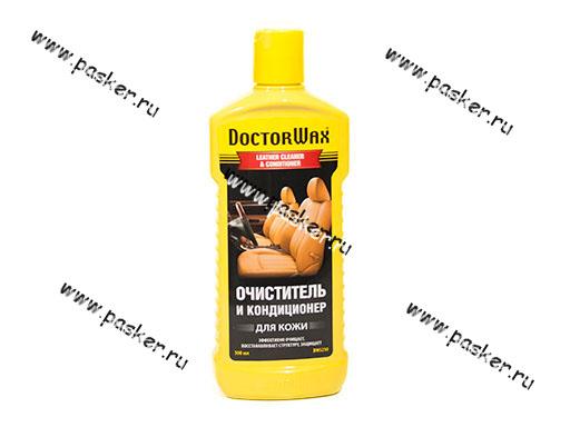 Очиститель кожи Doctor Wax 5210 300мл
