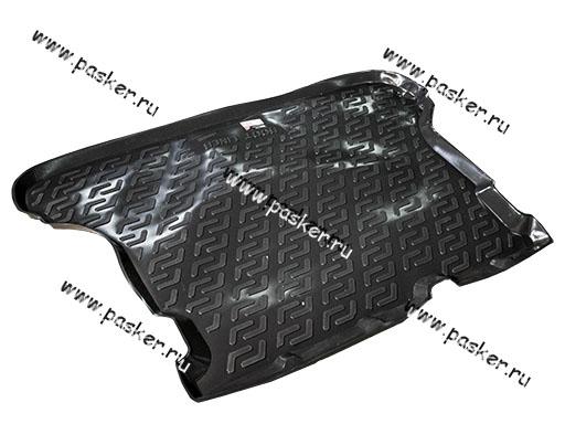 Коврик в багажник LADA Vesta пластик Comfort