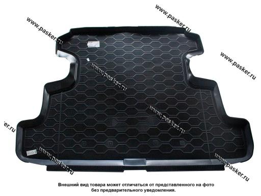 Коврик в багажник 2131 5D 95- пластик Comfort