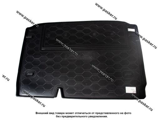 Коврик в багажник Ford Ecosport 2 18- пластик Comfort