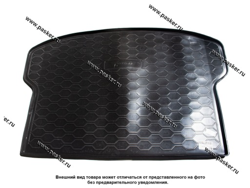 Коврик в багажник Geely Atlas Boyue NL-3 16- пластик Comfort