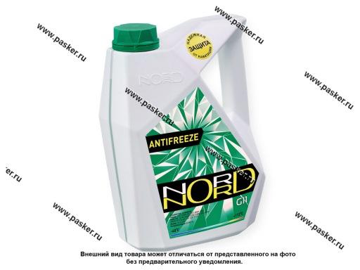 Антифриз NORD-40  5л зеленый