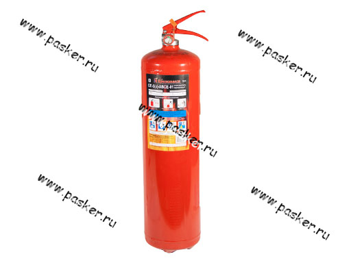 Огнетушитель ОП-5 5кг металл Ярпожинвест