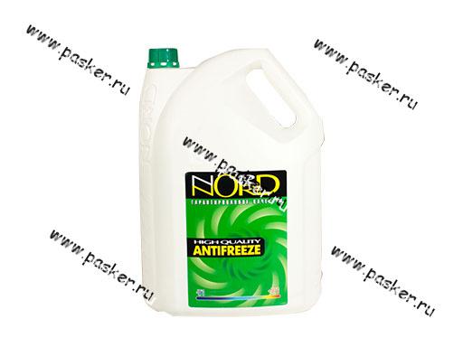 Антифриз NORD-40 10л зеленый