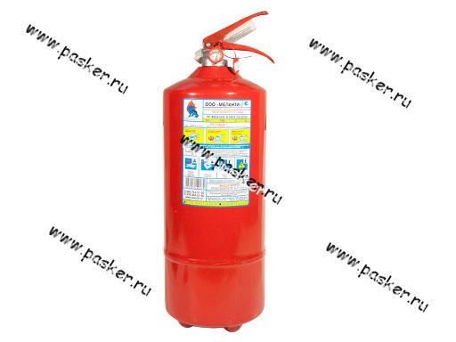 Огнетушитель ОП-5 5кг металл Меланти