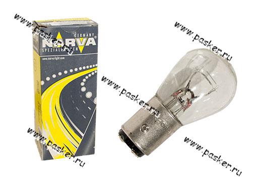 Лампа 12V21/5W BAY15d NARVA 17916