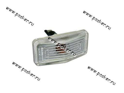 Повторитель 2105 белый с лампочкой ОСВАР 19.3726-01 ОАТ
