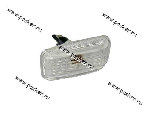 Повторитель 2108-099 белый с лампочкой ОСВАР 20.3726-02 ОАТ