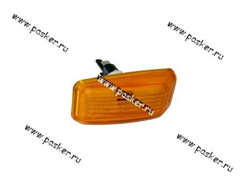 Повторитель 2108-099 желтый с лампочкой ОСВАР 20.3726-01 ОАТ