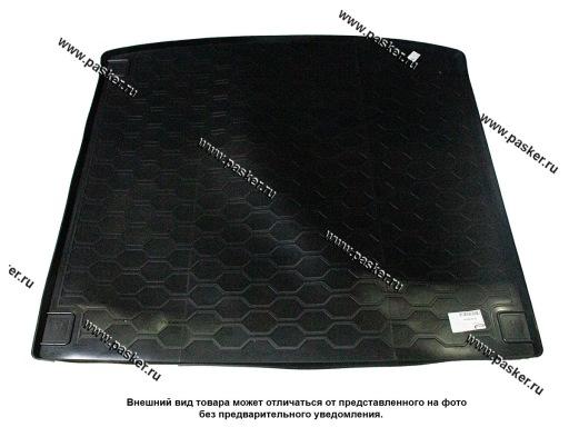 Коврик в багажник Volkswagen Touareg 3 CR7 18- пластик Comfort